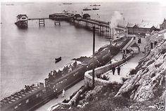 Mumbles Railway, Mumbles, Swansea, South Wales | eBay Swansea Wales, Sara Evans, Cymru, British History, South Wales, Welsh, Locomotive, Ancestry, Dna