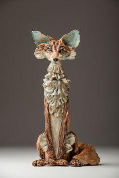 69 Super Ideas For Bird Sculpture Ceramic Paper Mache Sculpture, Sculptures Céramiques, Art Sculpture, Pottery Sculpture, Pottery Art, Ceramic Sculptures, Abstract Sculpture, Bronze Sculpture, Pottery Animals