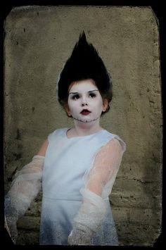 Halloween Costume, Bride of Frankenstein, Frankenstein, DIY Costume