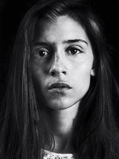 Some new portraits shot in my atelier coming up.   Valerie de Ruijter  Alkmaar, 2016   www.bastiaanwoudt.com@ello #photography #monochromatica #blackandwhite