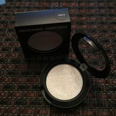 "Mac pressed pigment New in box, ""angelic"" pigment. 100% authentic MAC Cosmetics Makeup Eyeshadow"