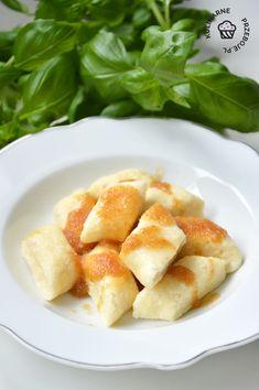 Polish Recipes, Polish Food, Pretzel Bites, Snack Recipes, Yummy Recipes, Chips, Food And Drink, Potatoes, Yummy Food
