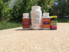 Twigs and Berries Life: Easy Vitamin Lineup