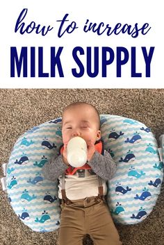 After breastfeeding and pumping for twins, as well as getting mastitis, I've needed to boost my milk supply. Here are some tips that worked for me!
