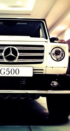 AWESOME Benz!