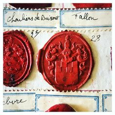sealed with love Old Country Houses, Lineage, Favorite Words, Crests, Delft, Seals, Vignettes, Ephemera, Envelopes