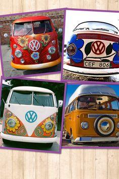 To Hippie or not Hippie your VW campervan?