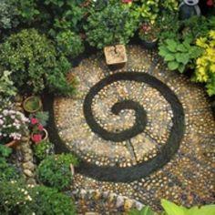 Fibonacci Garden