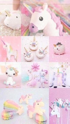 Shared by 💗𝘱𝘪𝘯𝘬 𝘱𝘳𝘪𝘯𝘤𝘦𝘴𝘴💗. Find images and videos about pink, wallpaper and kawaii on We Heart It - the app to get lost in what you love. Unicorn Crafts, Unicorn Art, Cute Unicorn, Rainbow Unicorn, Real Unicorn, Magical Unicorn, Aesthetic Pastel Wallpaper, Aesthetic Wallpapers, Pink Wallpaper