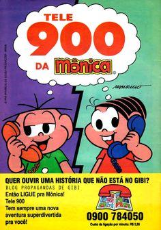 Tele 900 da Mônica (1998)