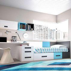 4 отметок «Нравится», 1 комментариев — Trendy Products Furniture (@trendyproducts) в Instagram: «Rimobel contemporary bedroom composition #interiordesign #furniture #modern #cool #style #trendy…»