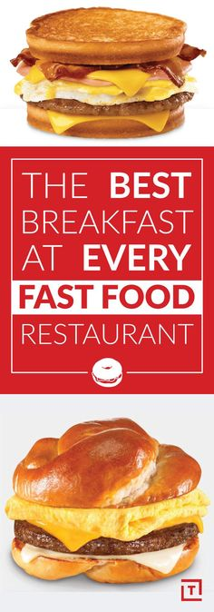 Best Fast-Food Breakfast: What to Eat at McDonald's, Taco Bell, Sonic