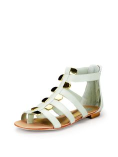 Cyprus Sandal by Dolce Vita Shoes on Gilt.com have these in orange!