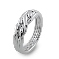 Puzzle Rings LS-4CN - a very dainty four band puzzle ring that is a different design to the one i have already. I think this would fit in well with the rings i wear already. Pretty keen on this one!