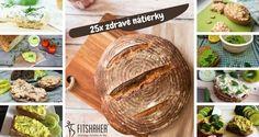 Objav 25 druhov zdravých pomazánok, aby si vždy mohla natrieť niečo na chleba Cottage Cheese, Tahini, Tofu, Hummus, Baked Potato, Pickles, Feta, Healthy Recipes, Healthy Food