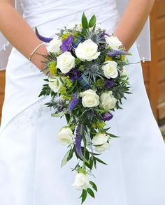 Jane's wedding flowers: types of bridal bouquets