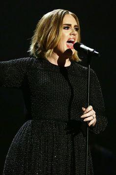 Adele Responds To Glastonbury Critique....