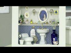 Vida com Arte   Porta toalha para lavavel por Tânia Bettini - 13 de maio de 2016 - YouTube