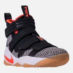 new product 8eb0f b81e1 Men s Nike LeBron Soldier 11 SFG Basketball Shoes
