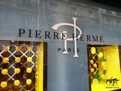 Pierre Hermé é considerado o melhor macaron de Paris