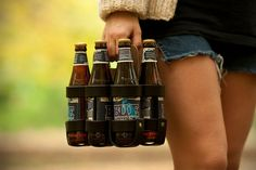 Spartan Carton 6-Pack Beer Carrier by Walnut Studiolo