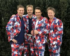 The Norway men's curling team for the 2018 PyeongChang Olympics, from left: Christoffer Svae, Haavard Peterson, Thomas Ulsrud, Torger Nergaard Weightlifting For Beginners, Olympic Weightlifting, Norway Winter, 2018 Winter Olympics, Winter Games, Winter Sports, Olympic Games, Fast Fashion, Dress Codes