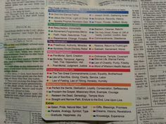 Good Color Code Book 37 Code of many colors