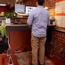 $38 Adjustable Standing Desk Conversion