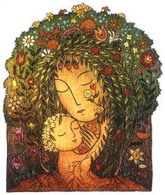 Italy ~ Mother's Love ~ Stefano Vitale Art