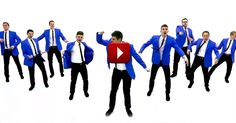 If You're Happy and You Know It, Watch This Awesome A Cappella Group - Music Video