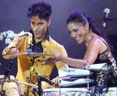 Prince & Sheila E.