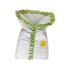 Mamãe Querida: Saco de dormir para bebê bordado bichinho da selva leãozinho