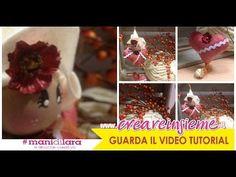 @manidilara Folletto romantico in cucito creativo - YouTube