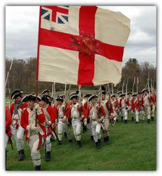 43rd Foot American Revolutionary War, American War, American History, British Army Uniform, British Soldier, History Photos, Us History, Alfred The Great, Seven Years' War