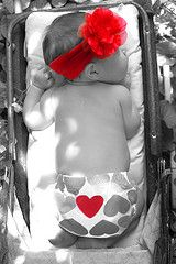 Stamped With Love baby Valentine's Day photo by Suzanne Pyle Photography. Newborn Pictures, Baby Pictures, Baby Photos, Baby Kind, Baby Love, Cute Kids, Cute Babies, Color Splash, Color Pop