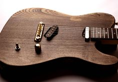 Slick Guitars represents an entirely new approach to building roadworthy, great sounding instruments. Telecaster Pickups, Telecaster Custom, Telecaster Guitar, Archtop Guitar, Guitar Pickups, Guitar Body, Music Guitar, Cool Guitar, Ukulele