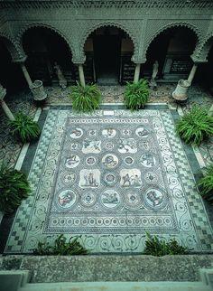 Casa Palacio Condesa de Lebrija, Seville, Spain