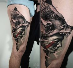 follow the colours tattoo friday Timur Lysenko
