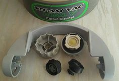 HOOVER STEAM VAC DUAL V Parts Only HANDLE, VALVES, CAPS F7425900 F7425-900 PHOTO