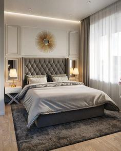 Master Bedroom Furniture Design 20 Striking Bed Design Ideas for Bedroom Luxury Bedroom Design, Master Bedroom Design, Luxury Home Decor, Home Decor Bedroom, Bedroom Furniture, Bedroom Ideas, Master Bedrooms, Master Suite, Hotel Style Bedrooms