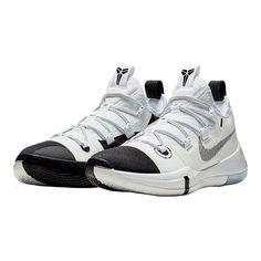 7c5528d5fb1c Nike Men s Kobe AD TB Basketball Shoes - White