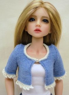 Free Pattern #9  for dolls