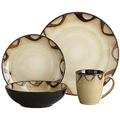 the dinner ware i want at my dream home!