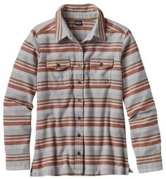 1d6c62f1b7c Patagonia Women s Long-Sleeved Fjord Flannel Shirt ネルシャツ