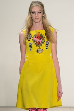 Libertine   New York Fashion Week   Spring 2017