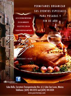 Holidays in Los Cabos,  Restaurantes de los Cabos, Los Cabos Restaurants,