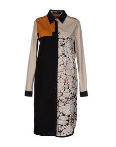 Proenza Schouler   Multicolor Knee-length Dress   Lyst
