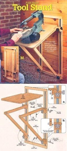 DIY Wood Projects - CLICK THE PICTURE for Many Woodworking Ideas. #woodprojectplans #learnwoodworking