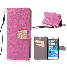 COMING SOON!!! Luxury Bling Rhinestone and Glitter Magnetic with Card Slot and Stand Leather Case for the Iphone 6 4.7 Inch (LIGHT PINK) #iphone6#phpnecase#leatherwallet#iphone#bling http://www.amazon.com/dp/B00OY3QNMS/ref=cm_sw_r_pi_dp_.OMtub09M2DRH