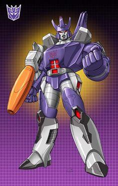 G1 Transformers Autobots Team Poster Picture 1986 Season 11x17 Rodimus Prime